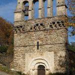 bell gable, St-Jean-de-Pourcharesse, Ardèche