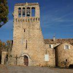 bell gable, Faugères, Ardèche
