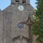 bell gable, Planzolles, Ardèche