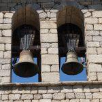 bell gable, Sablières, Ardèche