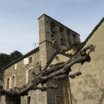 bell gable, Brahic, Ardèche