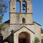 bell gable, Naves, Ardèche