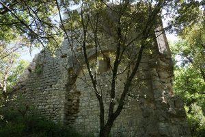 ruins of Montredon