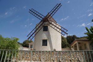 moulin à vent : Arlende