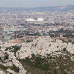 Marseille du col de Cortiou