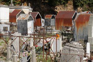 cabistous, cimetière de la Vernarède