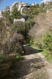 un sentier apaisant / a quiet trail