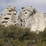 le baou trouca / erosion forms