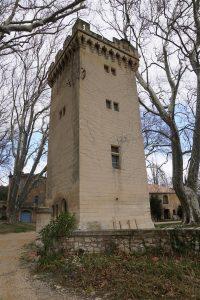 château d'Escanin